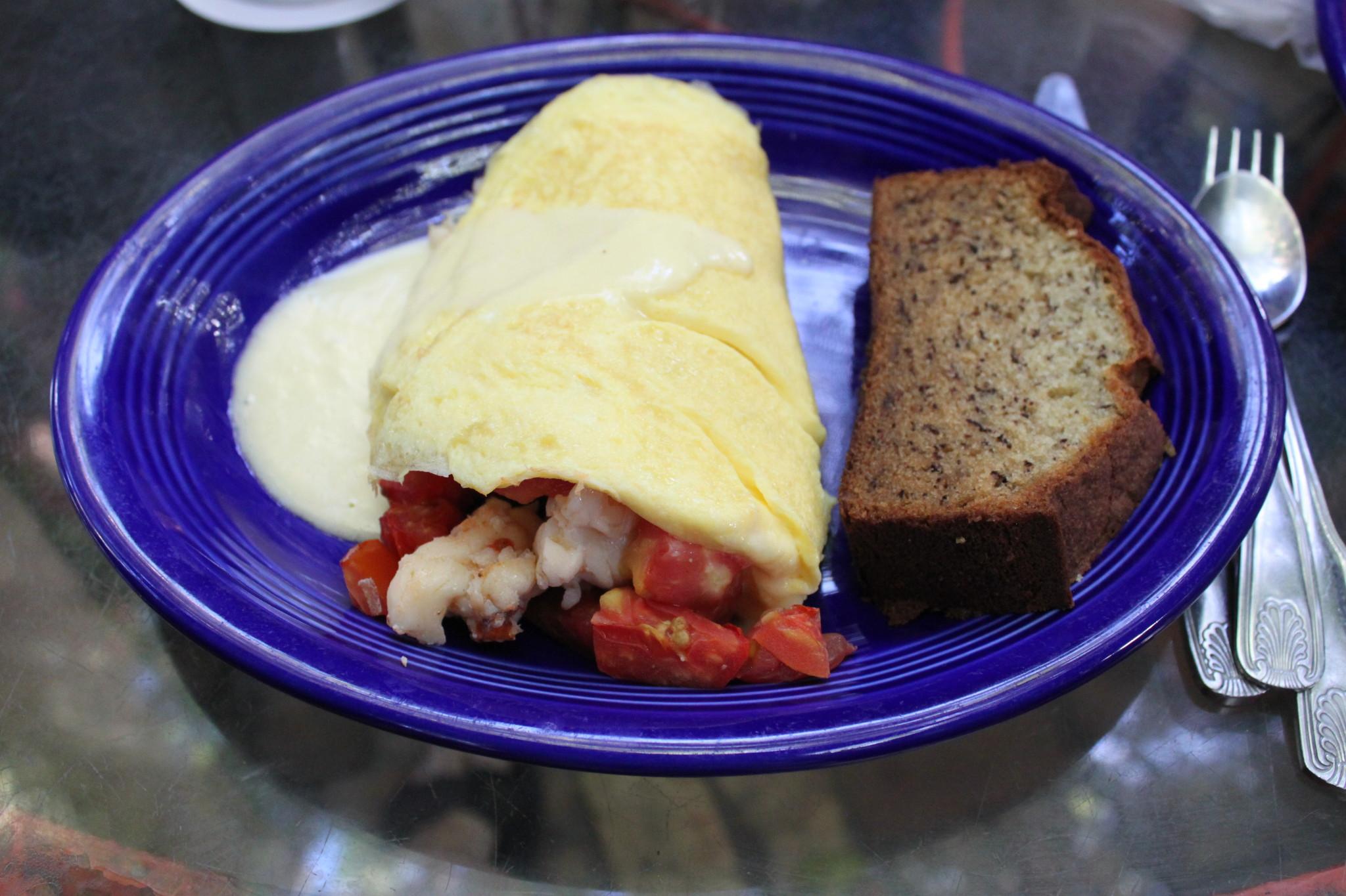 7 Key West_omelet på Blue Heaven