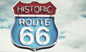 Route 66… og lidt til!