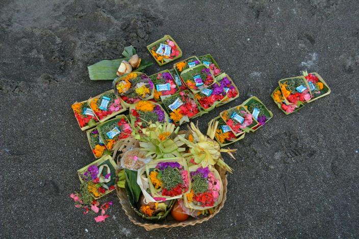 Offergaver Bali