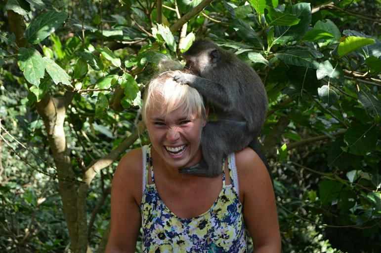 Aber på Bali