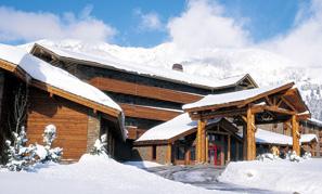 Snake River Lodge
