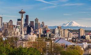 Seattle til San Francisco