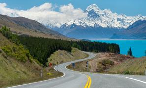 New Zealand – Kort og Godt