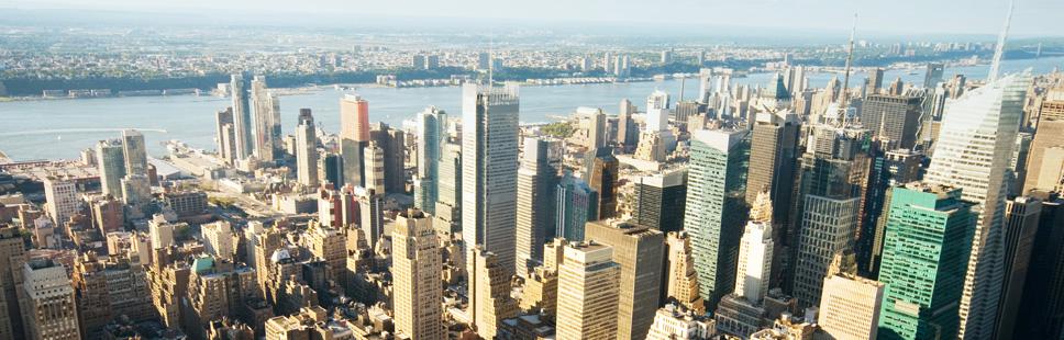 New York seværdigheder - Se alle New Yorks seværdigheder