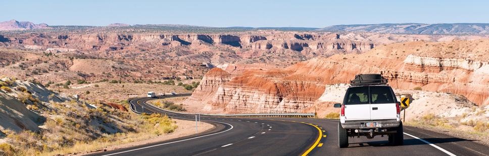 Kør-selv ferie USA
