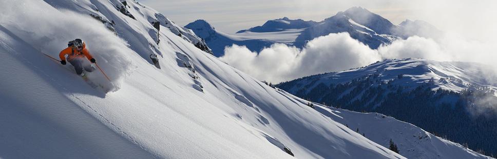 Whistler skiferie